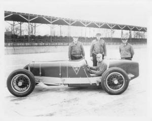 1932 Hudson Special RaceCar - Indianapolis Motor Speedway Photo - Al Miller 0008