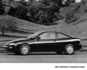 1995 Chevrolet Cavalier Coupe Press Photo 0040