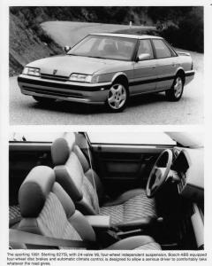 1991 Sterling 827 Si Press Photo 0003