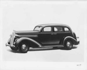 1936 Dodge Six Series D-2 Touring Sedan Press Photo 0022