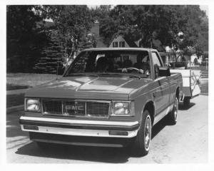 1982 Gmc Electrical Wiring Diagram Dealer Manual Medium Heavy Duty Trucks