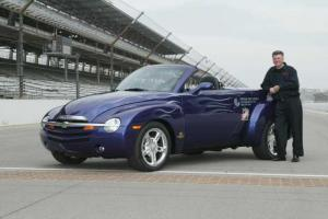 2003 Chevrolet SSR Indianapolis 500 Pace Car Press Photo 0092 - Herb Fishel