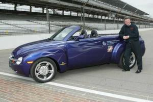 2003 Chevrolet SSR Indianapolis 500 Pace Car Press Photo 0093 - Herb Fishel
