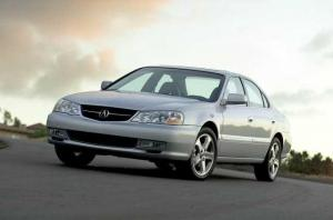 2002 Acura TL Type S Replica Press Photo 0114