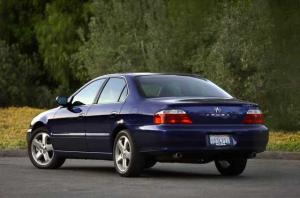 2002 Acura TL Type S Replica Press Photo 0115