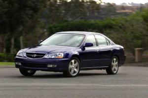 2002 Acura TL Type S Replica Press Photo 0116