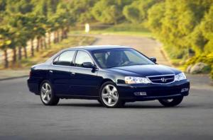 2002 Acura TL Type S Replica Press Photo 0117
