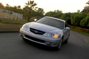 2002 Acura TL Type S Replica Press Photo 0118