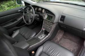 2002 Acura TL Type S Interior Replica Press Photo 0129