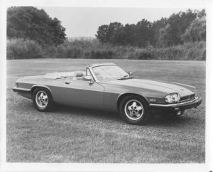1987 Jaguar XJ-S by Hess & Eisenhardt Press Photo 0009