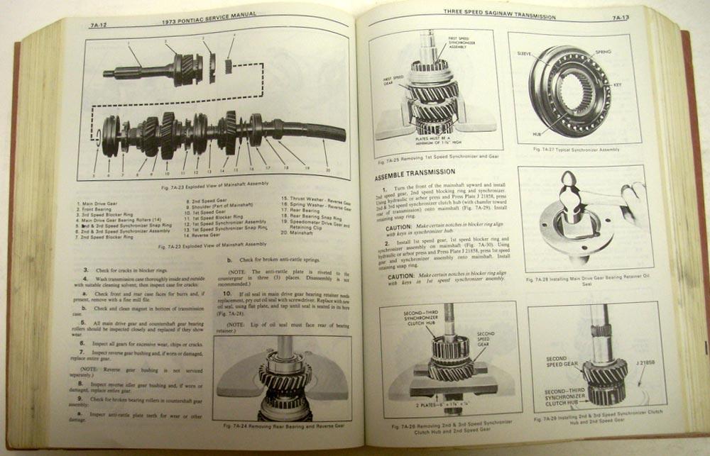 1973 pontiac chassis service manual firebird lemans grand prix rh autopaper com 1977 Pontiac LeMans 1972 pontiac lemans service manual