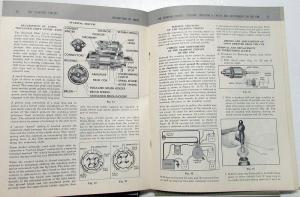 1957 Delco-Remy 12 Volt Electrical Equipment Shop Service Manual For GM Cars
