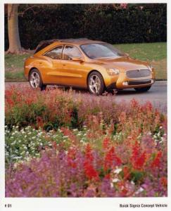 1998 Buick Signia Concept Vehicle Color Press Photo 0061