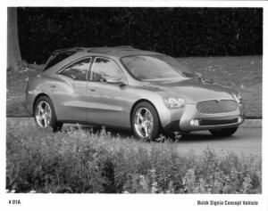 1998 Buick Signia Concept Vehicle Press Photo 0062