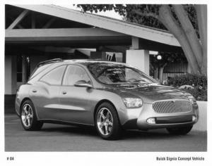 1998 Buick Signia Concept Vehicle Press Photo 0063