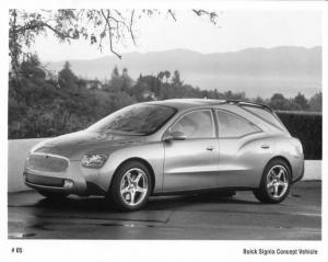 1998 Buick Signia Concept Vehicle Press Photo 0064