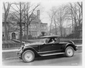 1926 Wills Sainte Claire AA Roadster Press Photo 0003