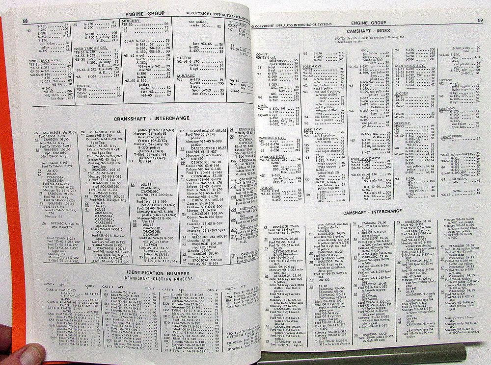 Auto Parts Interchange >> Auto Parts And Vehicles Other Car Truck Manuals