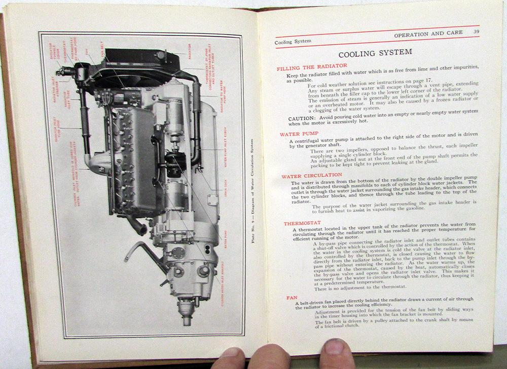 1917 Packard Twin Six 2 25 and 2 35 Models Hardcover