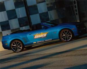 2013 Chevrolet Camaro Convertible Indy 500 Pace Car Press Photo 0073
