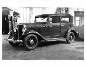 1932 Essex 4-Door Sedan Photo 0002