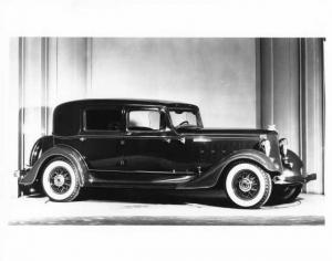1933 Hudson Eight Brougham Photo 0013