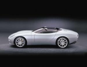 2000 Jaguar F-Type Concept Car Factory Press Photo 0035