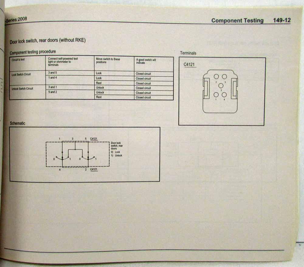 2008 ford econoline wiring diagram 1963 ford econoline wiring diagram