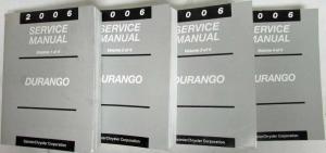 2006 dodge durango repair manual