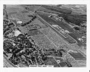 1973 Aerial Photo of Hershey Fall Swap Meet 0001