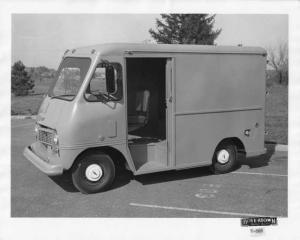 1963 Chevrolet Delivery Truck with 1964 Boyertown Body Press Photo 0228