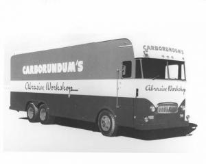 1951 Available Truck w/ 35 Ft Gerstenslager Body Press Photo 0008 - Carborundums
