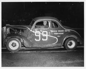 Joey Herbert - No 99 - Flathead Ford - Vintage Stock Car Racing Photo 0013