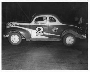 Gordon Oldford - MH Hill Car Owner - No 2 - Vintage Stock Car Racing Photo 0018