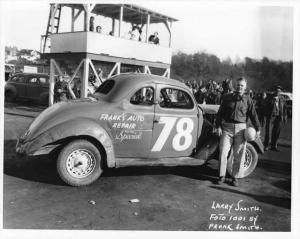 Larry Smith - Welded Special - Franks - #78 Vintage Stock Car Racing Photo 0027