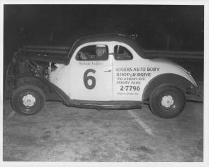 Ronnie Kohler - Rogers Auto Body - #6 - Vintage Stock Car Racing Photo 0034