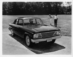 1964 Studebaker Commander Press Photo and Release 0085