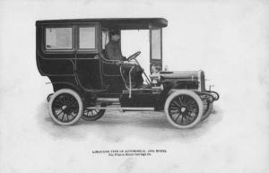 1906 Winton Limousine & Model K Chassis Image Plate Lot