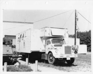 1960s REO Truck Press Photo 0014 - US Army