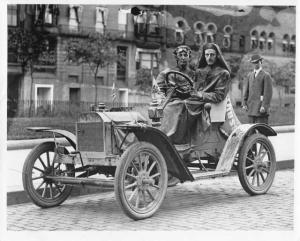 1909-1913 Brush Endurance Race Car Press Photo 0013