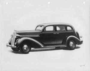 1936 Dodge Touring Press Photo 0090
