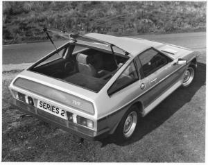 1982 TVR Series 2 Tasmin Right-Hand Drive Press Photo 0002