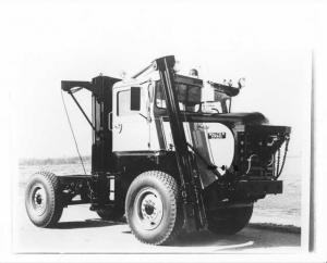 1962 Walter Diesel Truck with Cab by Truck Cab Mfgrs Cincinatti Press Photo 0002