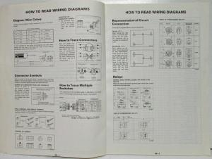 1992 Nissan Truck King Cab & Pathfinder SE Electrical Wiring Diagram Manual
