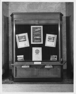 1963 Studebaker Ads in Christian Science Monitor Display Case Photo 0009