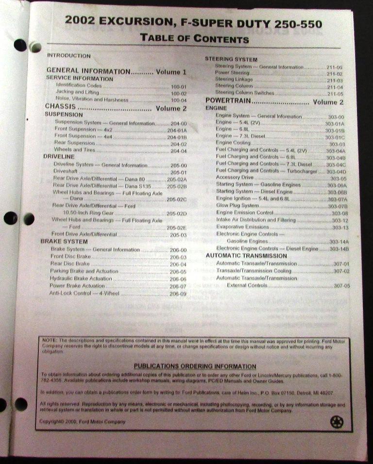 service manual pdf 2002 ford f250 repair manual 28. Black Bedroom Furniture Sets. Home Design Ideas