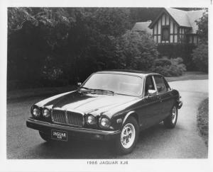 1986 Jaguar XJ6 Press Photo 0043