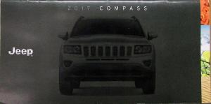 2017 Jeep Compass Sales Brochure Original (small version)