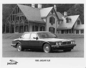 1990 Jaguar XJ6 Press Photo 0045
