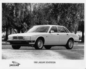 1990 Jaguar Sovereign Press Photo 0046